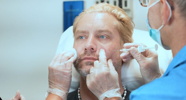 Injectables for Men Video